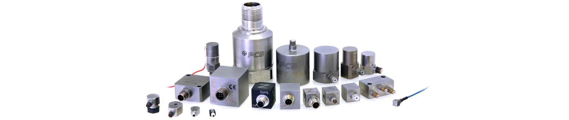 Accelerometers, Shock, Vibration sensors - DEWE Solutions    Ready